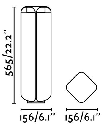 Dimensions FARO BU-OH 71214