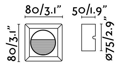 Dimensions FARO Mini Carter 70402