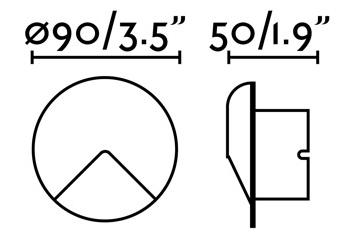 Dimensions FARO UVE 70397