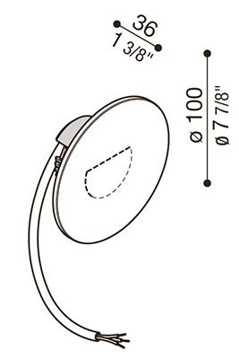 Dimensions Lombardo PIN-T