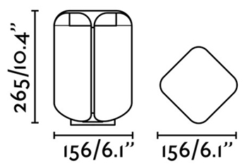 Dimensions FARO BU-OH 71213