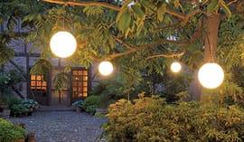 Nos luminaires plafonds extérieurs