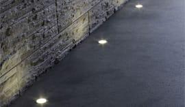 Nos luminaires sols extérieurs