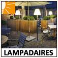 Lampadaires terrasse - Eclairage jardin