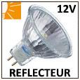 Ampoules halogènes 12V GU5.3 et GU4