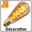 Lampes LED décoratives