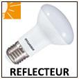 Lampes LED réflecteur E14 E27