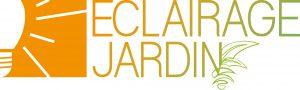 Logo Eclairage Jardin sur fond blanc