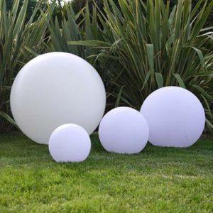 Boule lumineuse nomade Loon Balloon